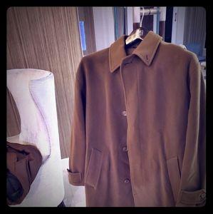 Missoni Cashmere Overcoat